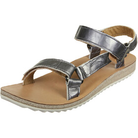 Teva Original Universal Mirrored Sandali Donna, pewter